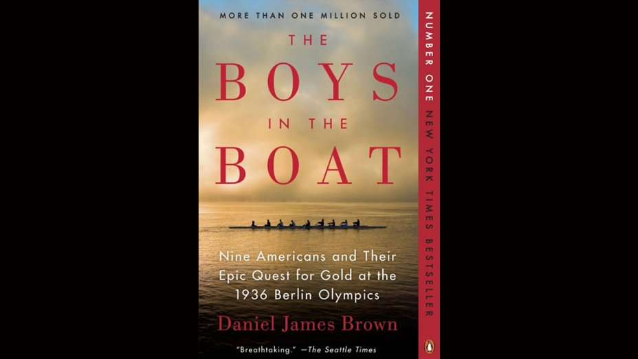 The Boys in the Boat book and audiobook