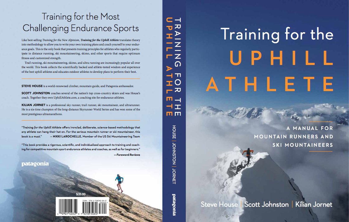 Training for the Uphill Athlete Cover Image